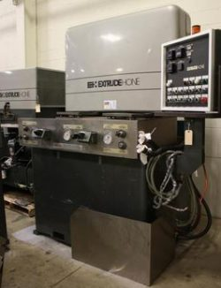 Abrasive Flow Machine Extrude Hone 10-8 Spectrum