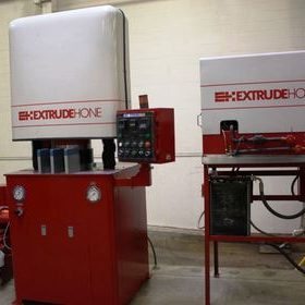Extrude Hone | Abrasive Flow Machine