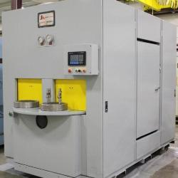 Thermal deburring machine at Liberty Machinery