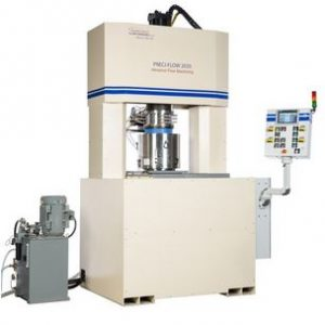 abrasive flow machine
