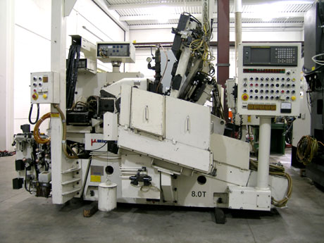 Micron MIC-600III-15D-RDT CNC Centerless Grinder - Liberty #23290