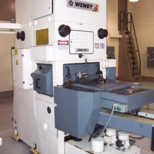 Wendt WBM221 Double Disc Grinder - Liberty #39433