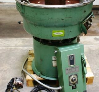 3 Cu.Ft. Sweco FMD-3HA Vibratory Finisher - Liberty #43370
