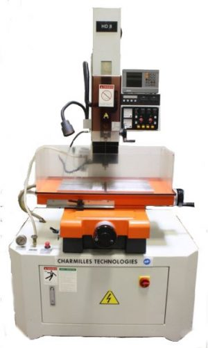 edm electrical discharge machine