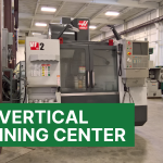 Featured Machinery: Haas VF-2 Vertical Machining Center (VMC) Machine