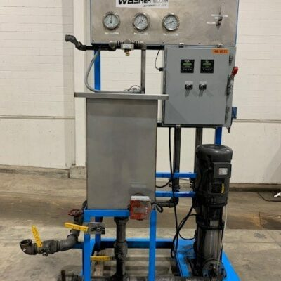 Arbortech Washer Washer WWPro 15/7.5 Wastewater Recycling System