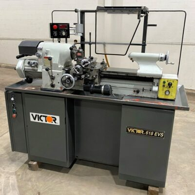 Victor 618 EVS Precision Toolmakers Lathe
