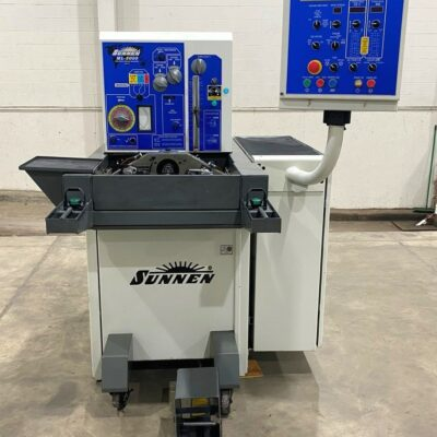 Sunnen Hone Model ML-5000 Power Stroking Horizontal Honing Machine