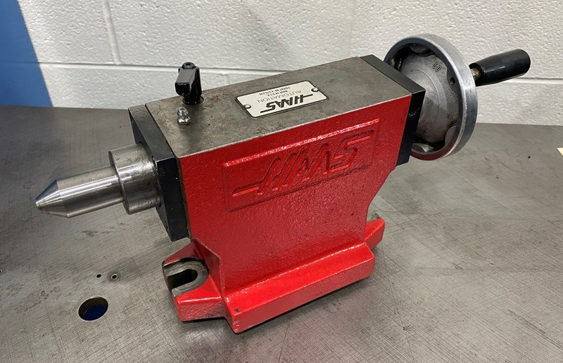 Haas Rotary Tailstock HTS5