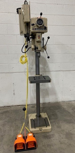 Clausing Drill Press 1671