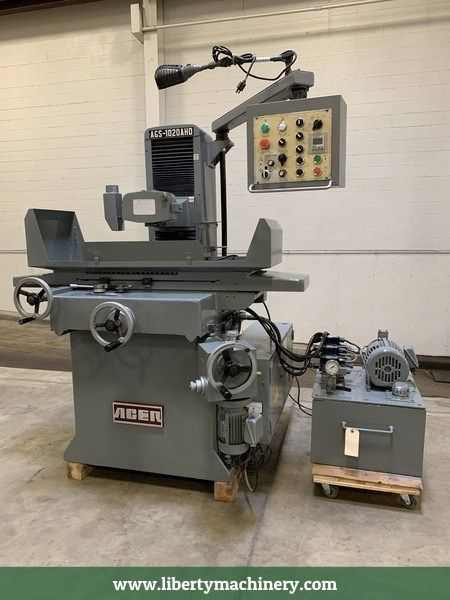 Acer AGS-1020AHD Surface Grinder
